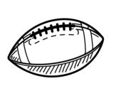 Dibujo de A baseball
