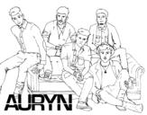 Dibujo de Auryn Boyband