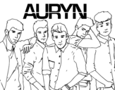 Auryn coloring page