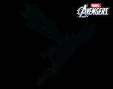 Dibujo de Avengers - Wasp