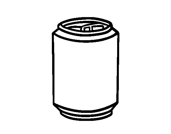 soda coloring pages - photo#23