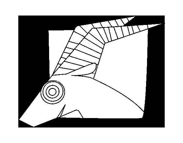 Capricorn zodiac coloring page for Capricorn coloring pages