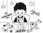 Dibujo de Child creativity