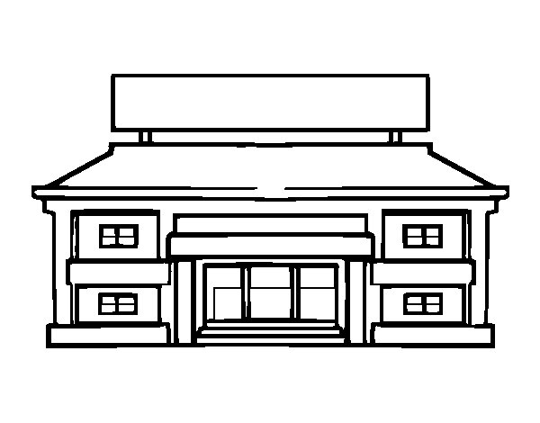 coloring pages for elementary school | Elementary school coloring page - Coloringcrew.com