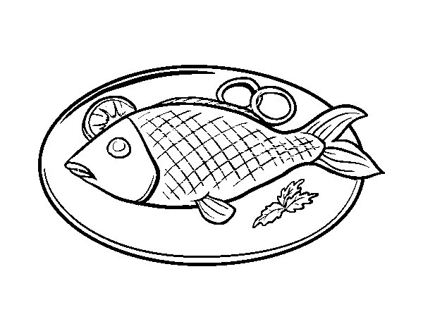Scary Coloring Pages Scary Coloring Pages Scary Alien Coloring Halloween Monsters Free Coloring Book also Incredibles Coloring Pages also Fish Outline Pictures in addition Eel Fish as well ment Dessiner Un Hamburger. on fish coloring pages