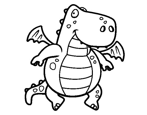 Flying Dragon Coloring Pages, Fire Dragon Flying Coloring Pictures ...