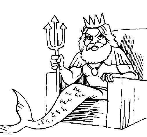 neptune coloring pages - photo#32
