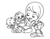 Dibujo de Storyteller