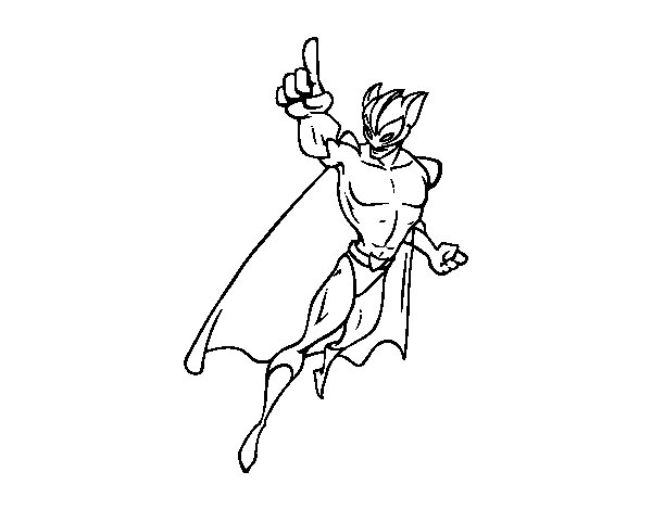supervillains coloring pages to print - photo#10