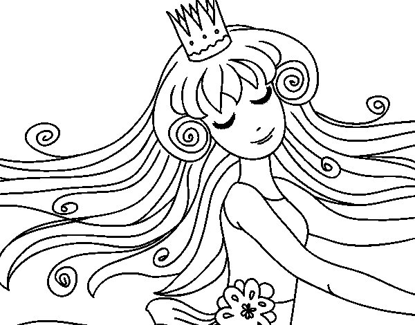sweet frog coloring page download