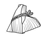 Dibujo de Taiwanese Roll