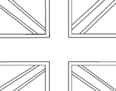 UK coloring page