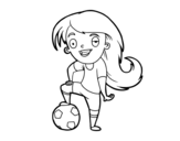Dibujo de Women's Football