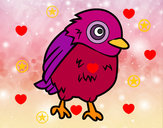 Coloring page True sparrow painted byjeweled95