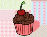 Coloring page Cherry chocolate painted bybarbie_kil