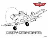 Planes - Dusty Crophopper