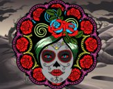 Mexican skull female