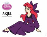 The Little Mermaid - Ariel human