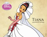 The Princess and the Frog - Tiana and her dress