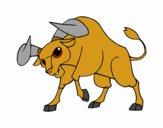The Spanish Fighting Bull