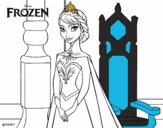 Frozen Elsa Queen