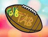 Ball of American football