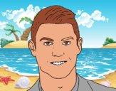 Cristiano Ronaldo face