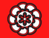 Mandala petals