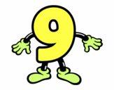 Number 9