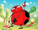 Rapper ladybird