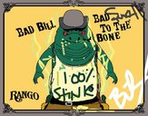 Coloring page Bad Bill painted byBilwOneL42