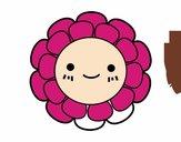 Childish small flower