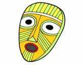 Surprised mask