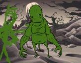 Super ugly monster