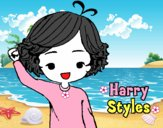 by user not registered harry styles by user not registered more colored one direction coloring pages