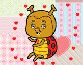 Nice ladybug