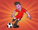 Forward Football