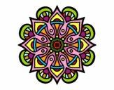 Mandala arab world