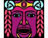 Maya  Mask