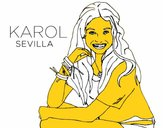 Karol Sevilla from Soy Luna
