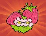 Big strawberries
