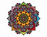 Mandala to relax