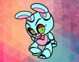 Toy Bonnie from Five Nights at Freddy's