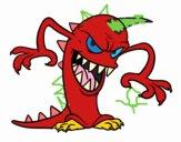 Malicious monster
