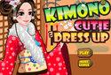 Kimono for a girl