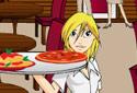 Lilou, the waitress