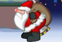 Santa Claus reaction