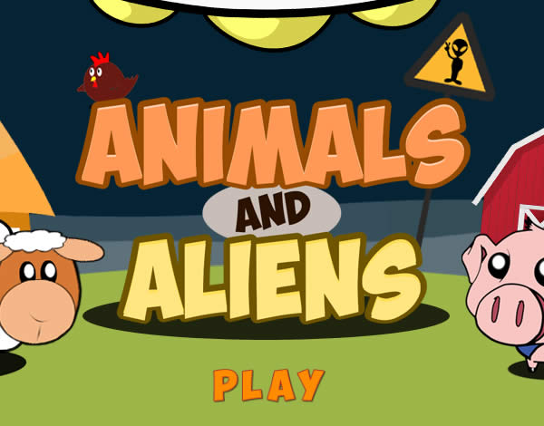 UFOs and animals
