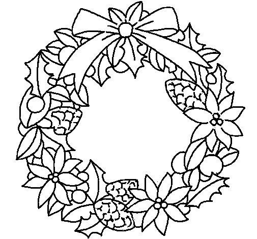 It's just a photo of Mesmerizing christmas flowers coloring pages
